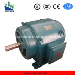 Js Series Low Voltage AC Three Phase Asynchronous Motor Crusher Motor Js128-6-215kw