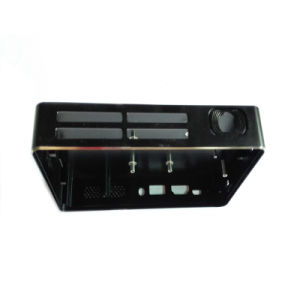 Black Anodized Color CNC Machining Aluminum Housing