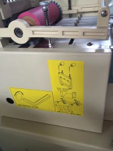 Automatic Hot Cutter for Webbing pictures & photos