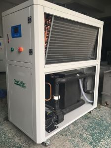18kw-59kw Air Cooled Industrial Chiller for Plastic Bottle Blowing Moulding Machine