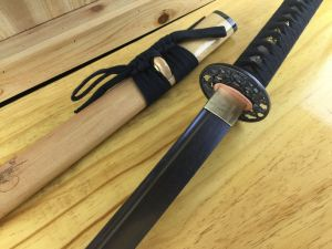 Handmade Katana Damascus Katana Sword HK092 pictures & photos