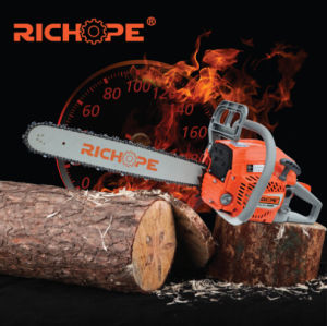 High Efficiency Stable Quality Portable Chain Saw for Garden Equipment CS5410 pictures & photos