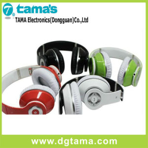 Dual Track Foldable Bluetooth Earphone Supported Two Mobile Phone Simultaneously