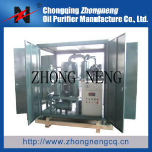 Zyd Transformer Oil Purifier Transformer Oil Filtration Oil Filtering Machine pictures & photos