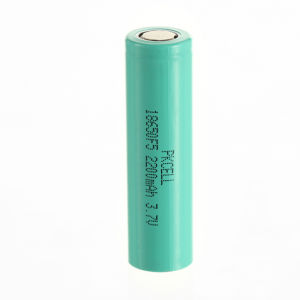 18650 Lithium Ion Rechargeable Battery 3.7V 2200mAh