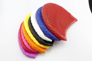 Silicone Waterproof Swimming Cap Hat for Men and Women pictures & photos