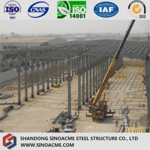 Steel Structure Construction Workshop Shed pictures & photos