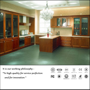 Zhuv High Glossy MDF Kitchen Cabinet (ZH-6051) pictures & photos