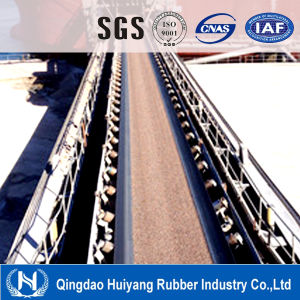Recycling Rubber Conveyor Belt Ep/Nn