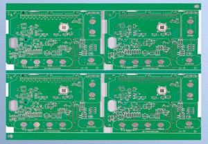 OSP PCB Board of Electronics Board with UL ISO9001 RoHS