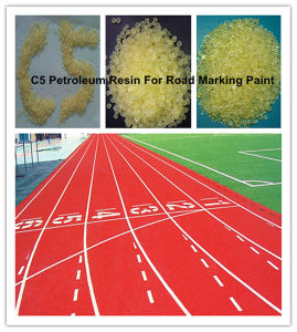 C5 Petroleum Resin Crystal for Road Marking Paint Factory