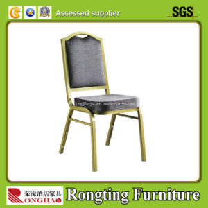 Comfortable Aluminium Steel Stacking Hotel Banquet Chair (RH-56013)