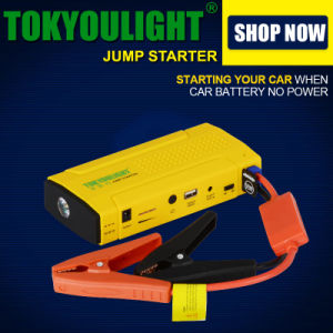Multi-Function Mini Jump Starter for Gasoline Car