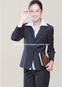 New Design Women′s Formal Suit Ws01 pictures & photos