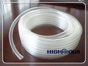 Cheap Food Grade PVC Transparent Hose Made in China pictures & photos