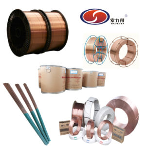 Welding Wire 250kg Er70s-6 Pail Pack Welding Wire pictures & photos