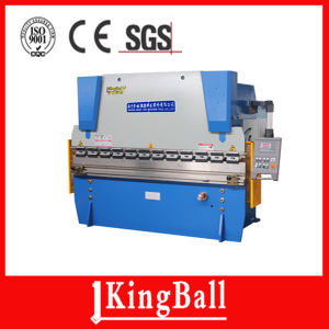 CE Certificate Sheet Steel CNC Hydraulic Press Brake Machine pictures & photos