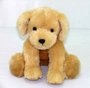 Cute Lifelike Soft Pet Toy Stuffed Dog Toy Plush Animal