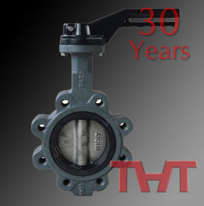 Butterfly Valve Handle Stop Valve Water Control Valve