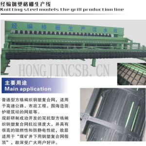 Automatic Geogrid Production Line