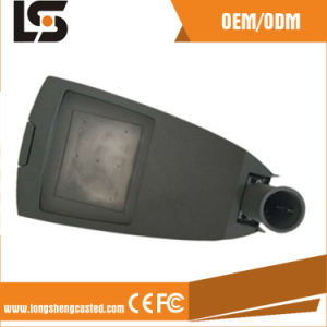 ODM Service Aluminum Alloy Die Casting LED Street Light Accessories