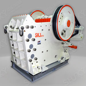 Skj Series Euro Jaw Crusher, Rock Crusher of China Manufacturer