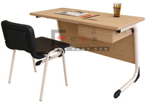 Rectangle Wooden Classroom Teacher Desk for School Office pictures & photos
