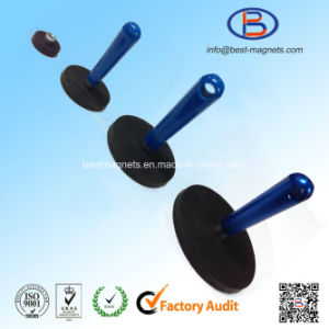 Direct Factory Original Supplier of Rubber Coating NdFeB Magnet Pot/Gripper