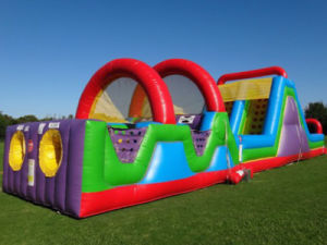 Giant Inflatable Obstacle for Kids and Adult (CYOB-708) pictures & photos
