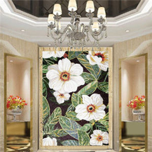 Splendid Art Picture Design Wall Background Glass Mosaic