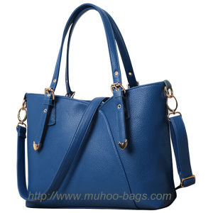 High Quality Leather Hand Bag for Lady (MH-6030) pictures & photos