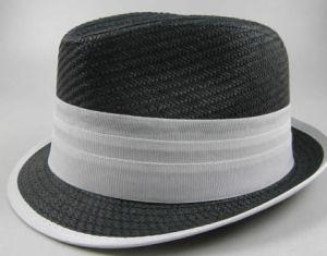 bc3789d6c0985 China Summer Black Paper Straw Hat - China Paper Straw Hat