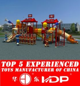 HD2013 Outdoor Fire Man Collection Kids Park Playground Slide (HD13-012A) pictures & photos