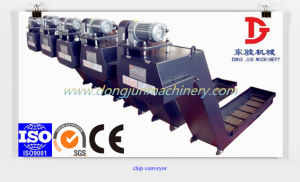 Hinged Belt Type Chip Conveyor Reducing Labor Intensity