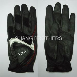 new appearance cheapest new high quality Synthetic Leather Golf Glove (PUG-09)