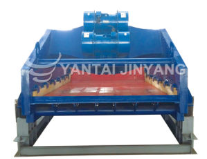 High Quality Vibrating Dewatering Screen Machine with ISO9001: 2008 Certificate