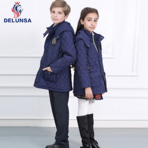 China Manufacture Winter School Uniform pictures & photos