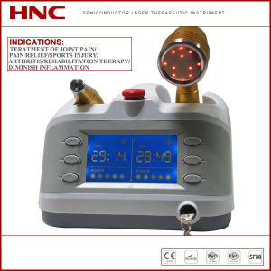 Portable Medical Laser Treatment for Pain Relief, Knee Arthritis, Rheumatoid Arthritis, Athletic System pictures & photos