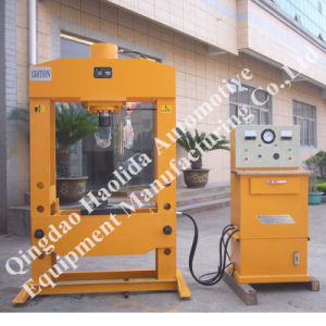 High Quality Electrical Hydraulic Oil Press Machine 100/150/200t pictures & photos