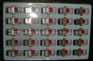 SC-FC Fiber Optic Flange (Fiber coupler) pictures & photos