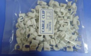 UL Qualified Nylon66 Cable Clips with Various Sizes pictures & photos