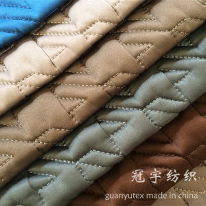 Polyester Compound Home Textile Fabric for Upholstery pictures & photos