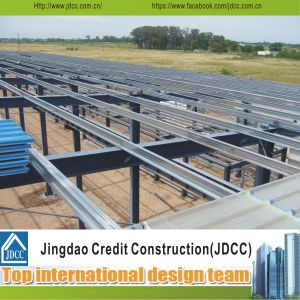 Install Ce ISO Cost Prefabricated Light Steel Building pictures & photos