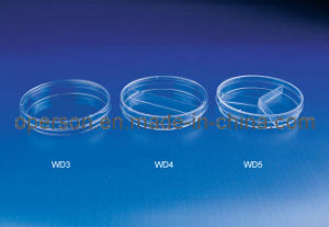 Plastic Petri Dish with High Clarity (OS9008) pictures & photos