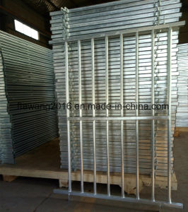 Galvanized Farm Panel Temporary Fencing Sheep Gate pictures & photos