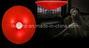 Huge Red Round Decorative Ceiling Hanging Lamp (C5006103) pictures & photos