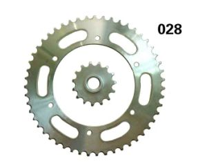 High Quality Motorcycle Sprocket/Gear/Sprockets/Motorcycle Parts1 pictures & photos