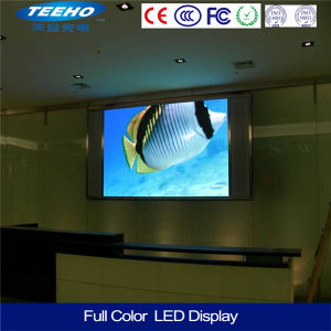 Custom P6mm Indoor SMD LED Display 10bit 140 Degree, 204 Color Contrast pictures & photos