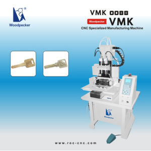 Woodpecker CNC Key Making Machine Vmk-0088