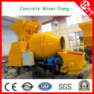 40m3/H Concrete Mixer Pump for Sale with Cheaper Price pictures & photos